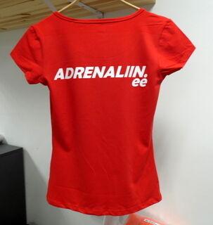Naisten t-paita adrenaliin