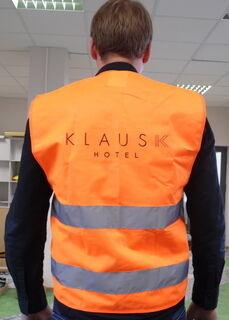 Heijastinliivi KLAUS K Hotel