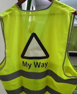 Heijastinliivi My Way